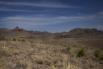 Typical Strata in Big Bend